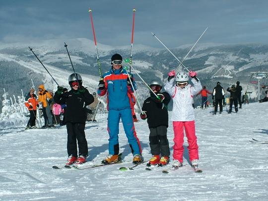 A ve školičce si užijí spoustu zábavy | © Dětský SKI & FUN PARK Svatý Petr