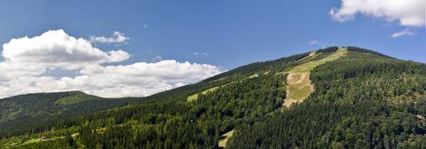 Hnědý vrch v Krkonoších